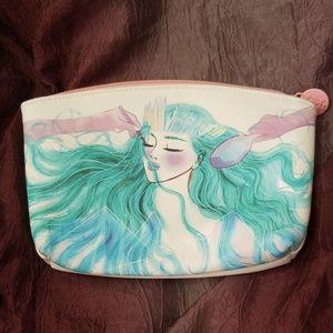 Ipsy Makeup Bag Mermaid August 2016